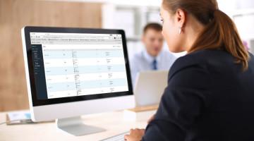 Phone call data reporting platform